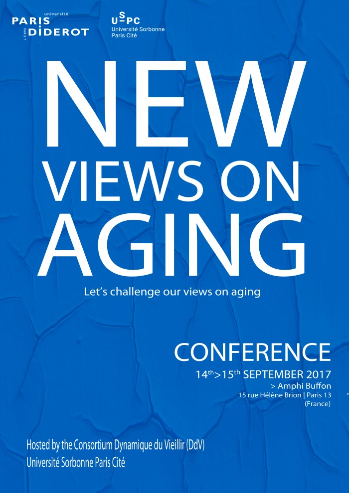 af98347b012f0d New views on aging   Conference 14   15 September 2017 in Paris